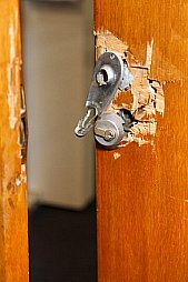Security Products Door Reinforcement For Burglary Prevention