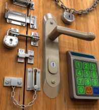 Replace Your Flimsy Locks With Real Protection. True Door Security Systems  Include The Door Itself, The Frame Surrounding It, A Deadbolt Lock, Door  Security ...