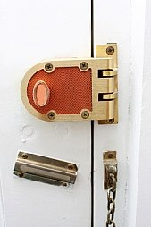 Security Products - Door Reinforcement for burglary prevention